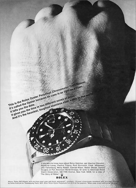 1966 Gilt GMT Ad
