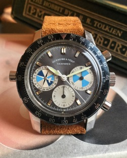 Heuer / Abercrombie & Fitch Seafarer 2446SF