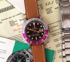 Rolex GMT 1675 (Mk I Matte)