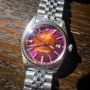 Rolex Datejust 1603 'Mardi Gras'